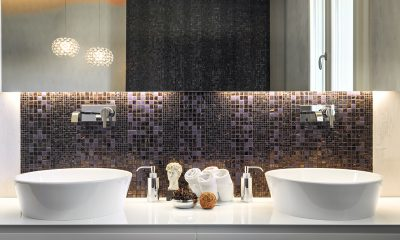 mozaïek badkamer