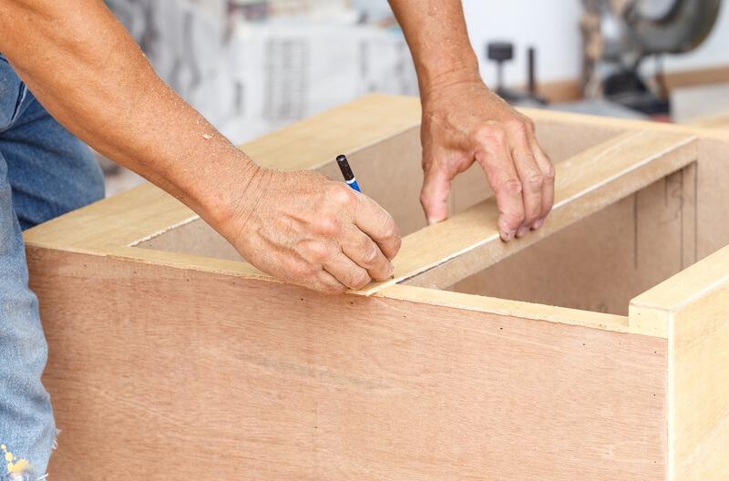 zelf meubelen maken