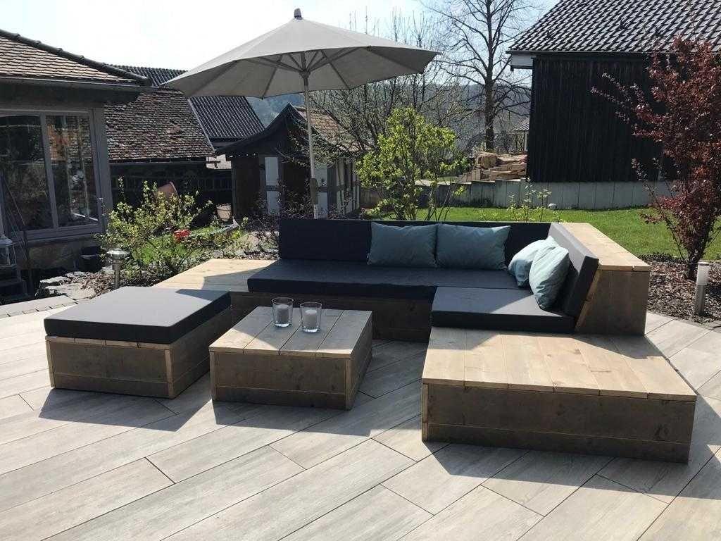 meubels van steigerhout